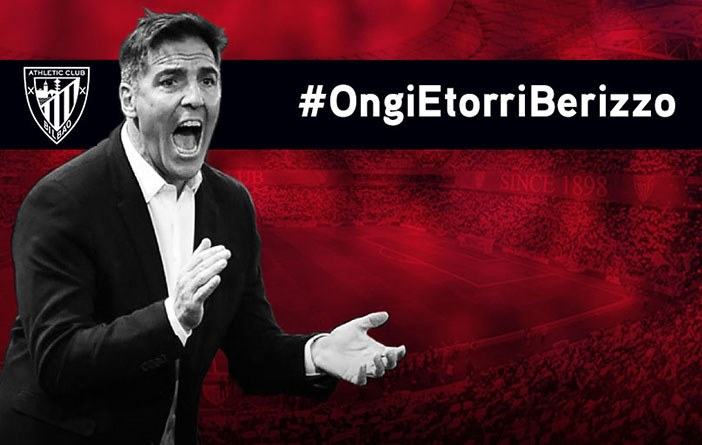 Eduardo Berizzo, nuevo entrenador del Athletic Club