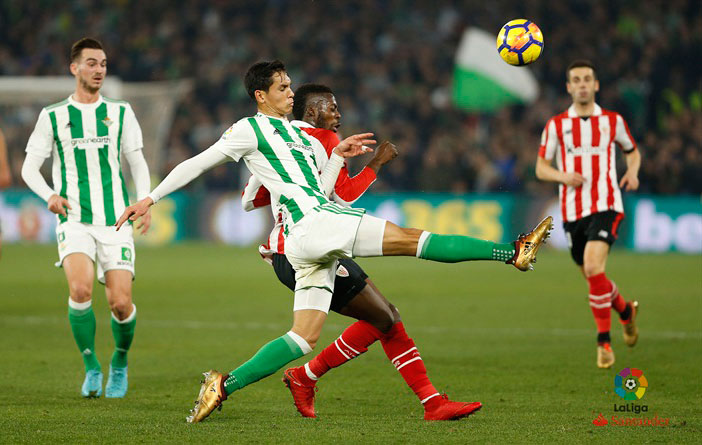 Real Betis-Athletic Club: time change