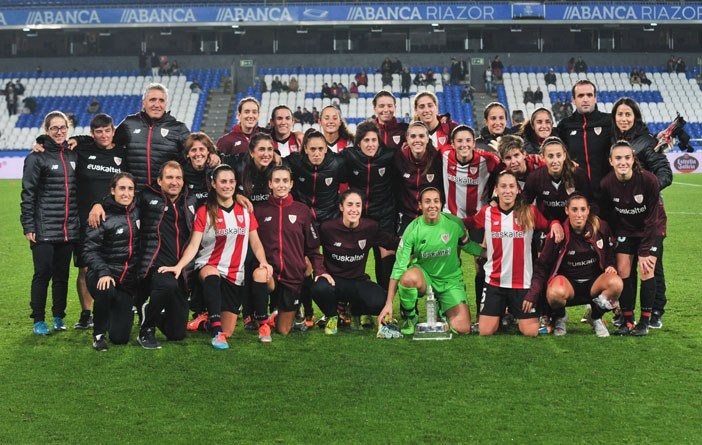 Athletic Club, Champion of the Teresa Herrera
