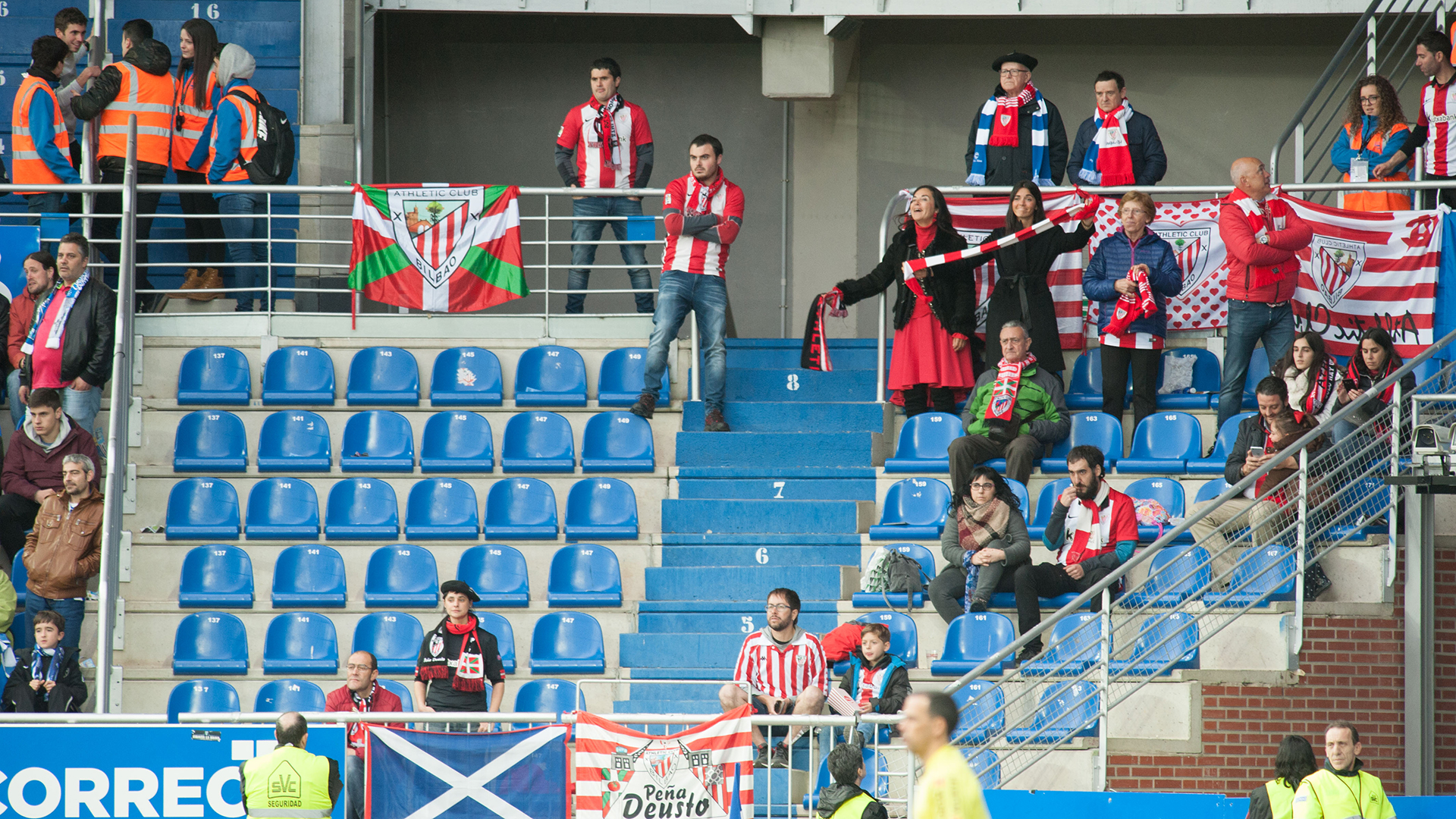 Deportivo Alaves-Athletic Club partidarako sarrerak