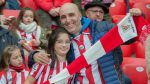 Billets pour enfants, Athletic Club-Real Valladolid