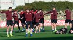 Training in Lezama