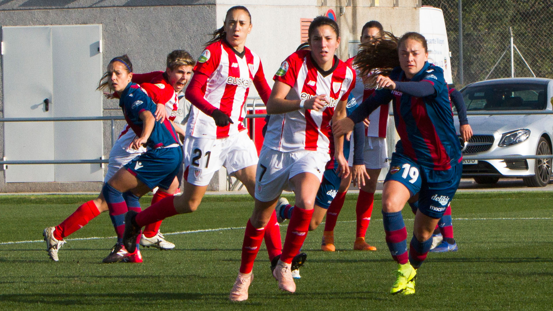 Levante UD 2 Athletic Club 0