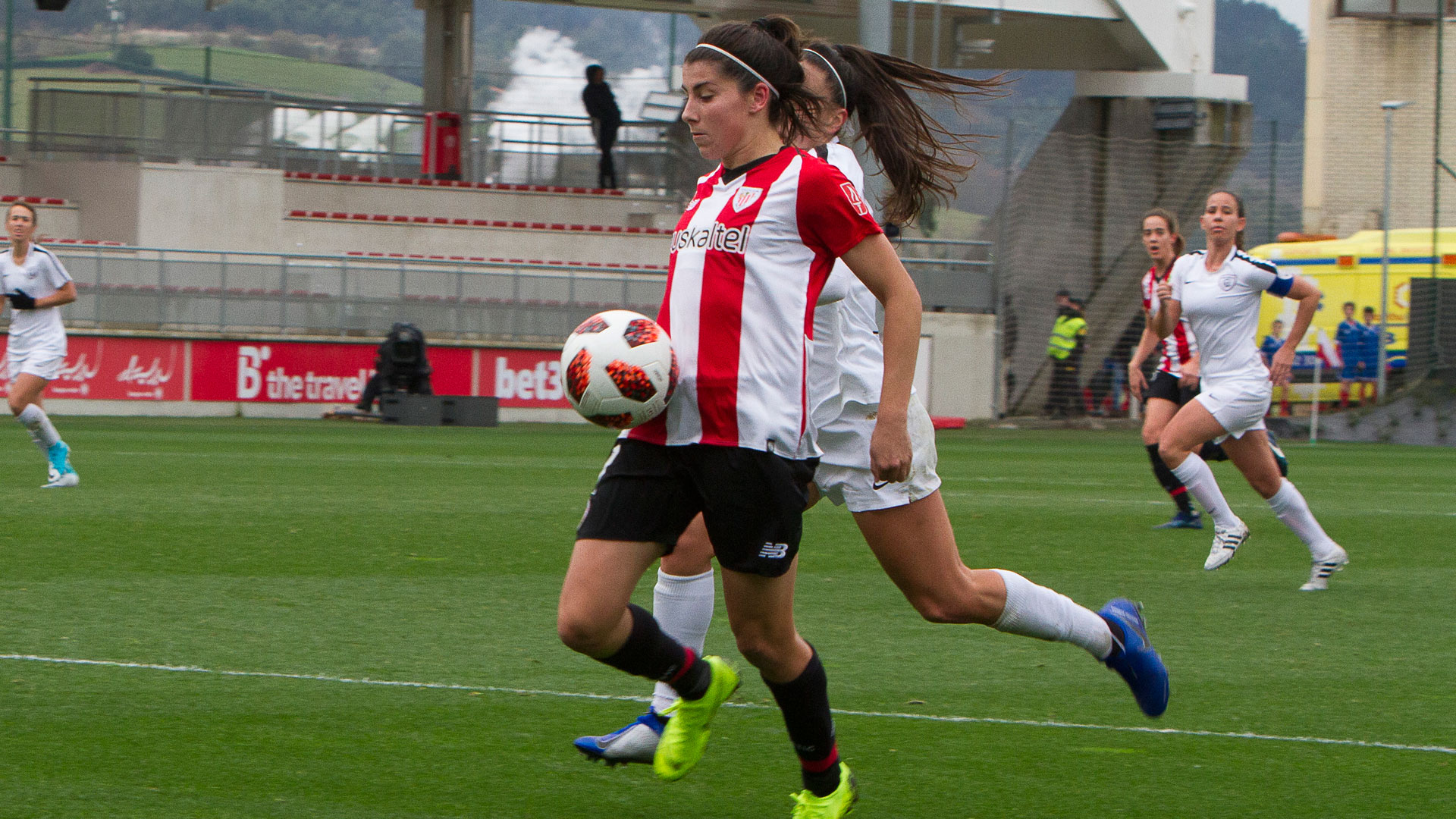 Athletic Club 3 Madrid CFF 0: cuarta victoria consecutiva