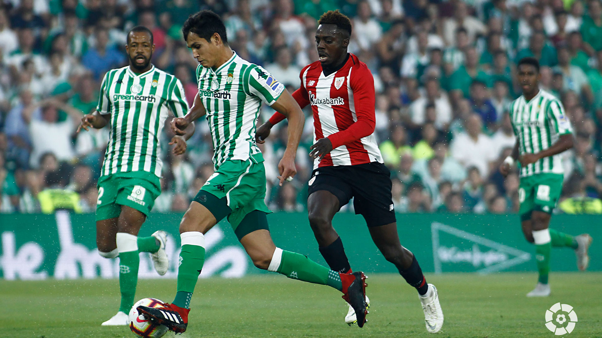 Athletic Club-Real Betis, venta de entradas