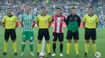 Instalments paid to enter the match against Real Betis