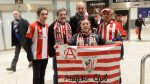 La expedición del Athletic Club está en Sevilla