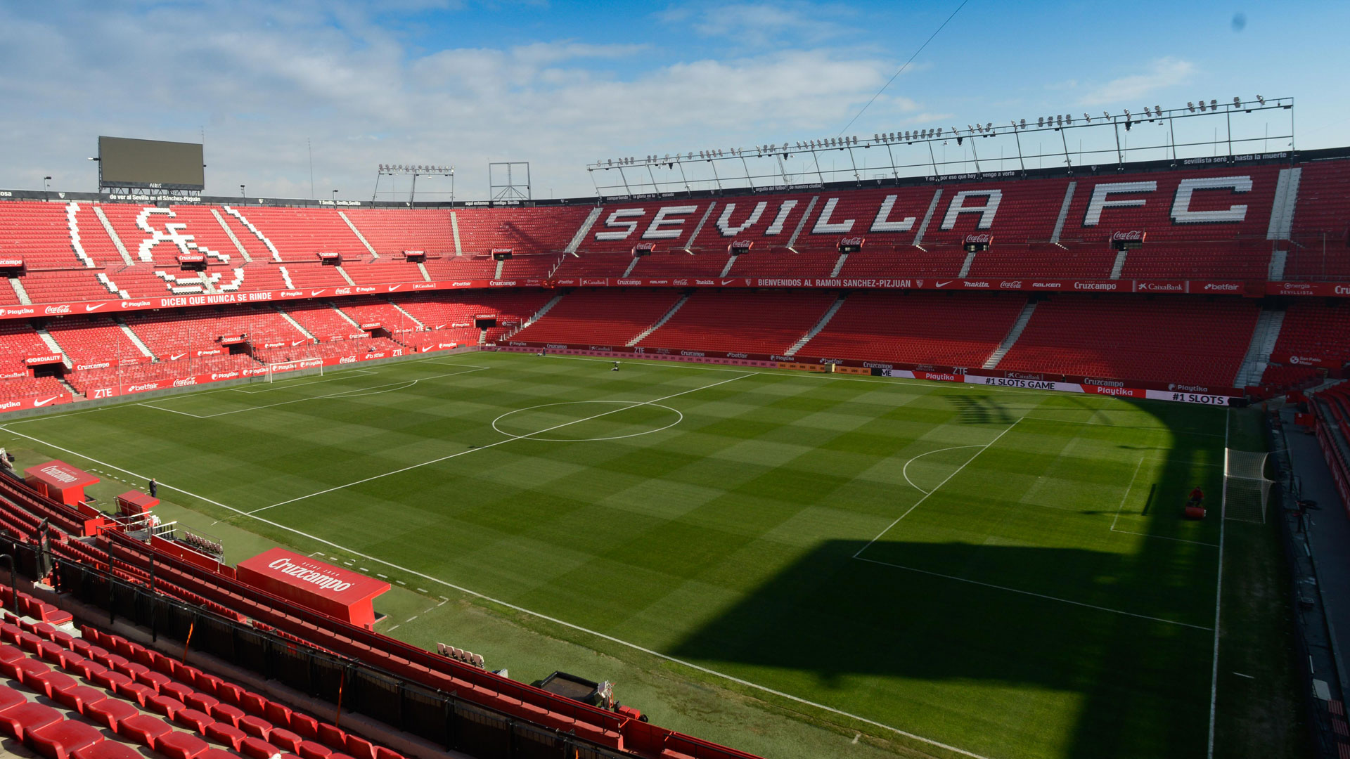 Sevilla FC – Athletic Club, line ups