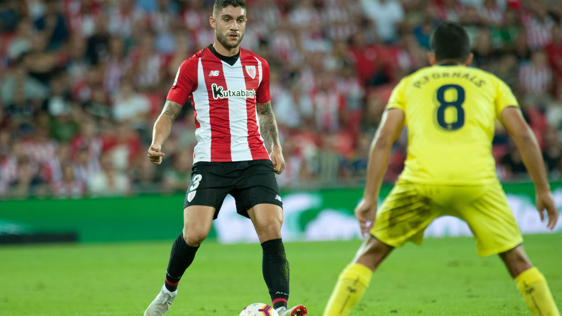 Villarreal CF – Athletic Club : retrait des billets