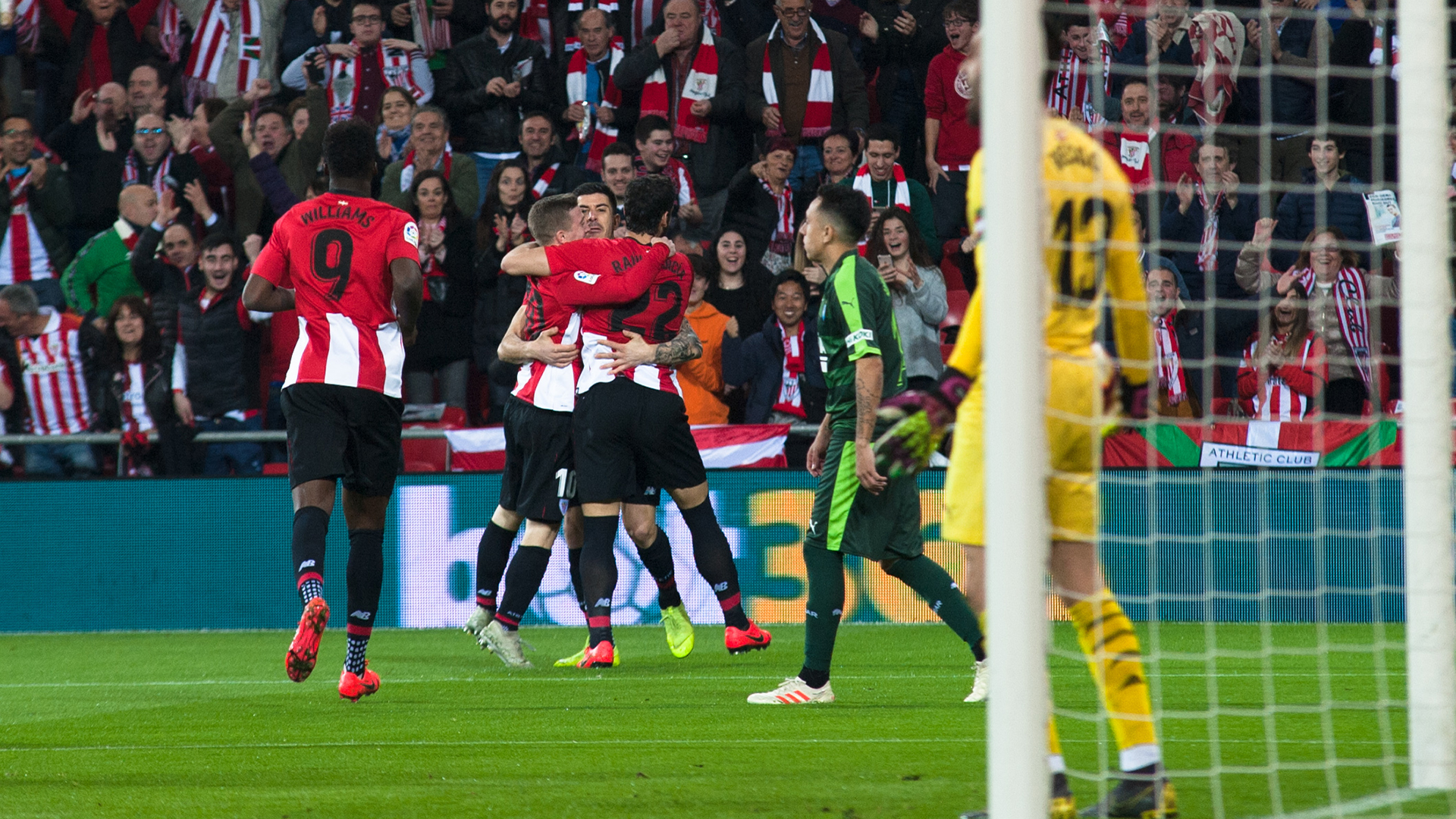 Athletic Club 1 SD Eibar 0
