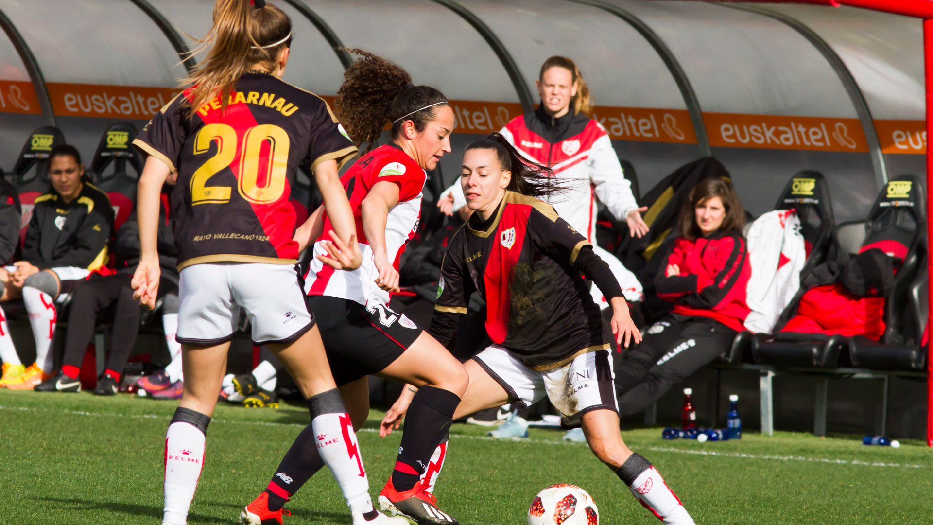 Athletic Club 1 Rayo Vallecano 0
