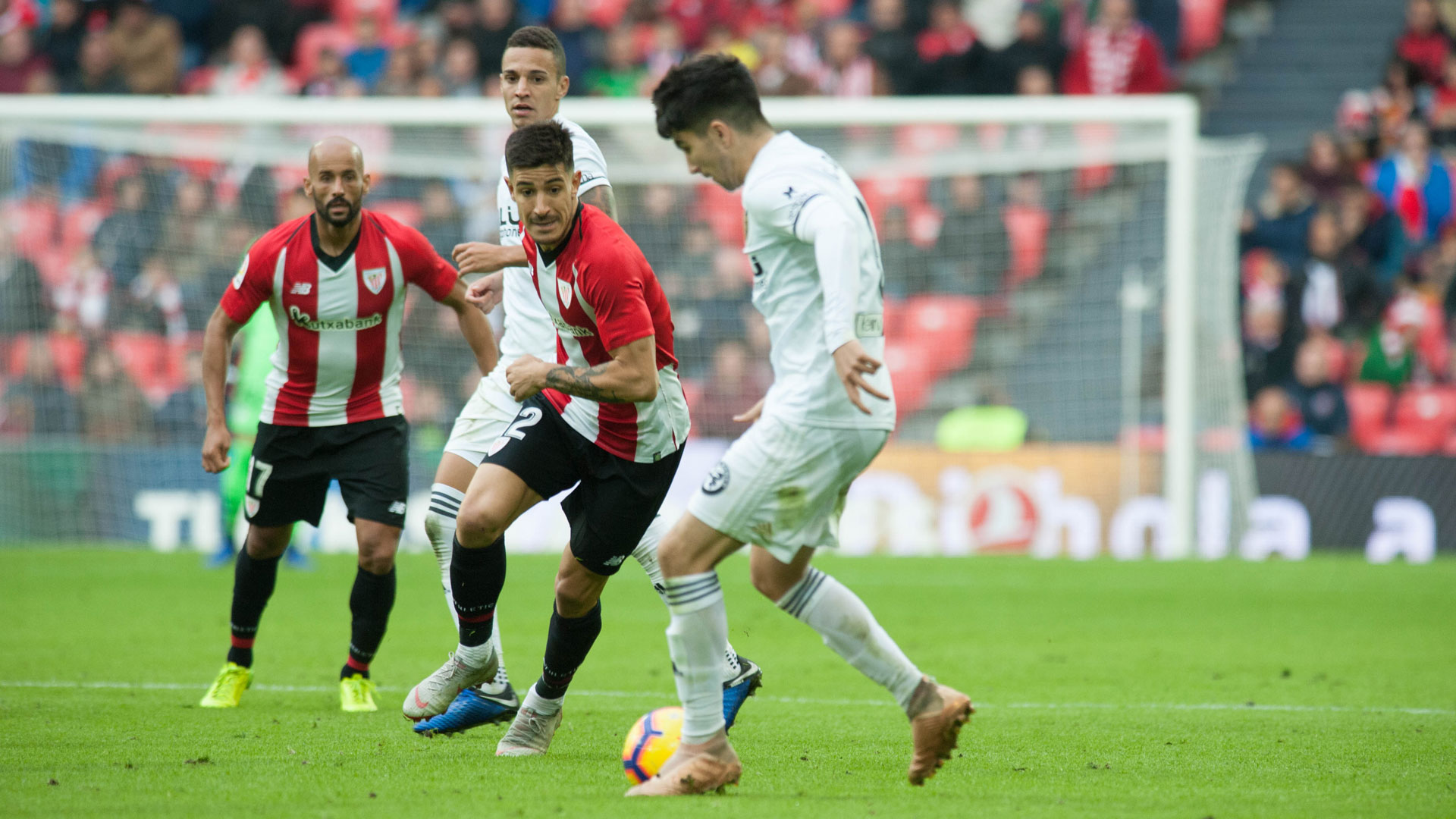 Valencia CF – Athletic Club: ticket withdrawal