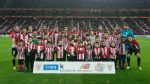 Draw for the photograph with players: SD Eibar