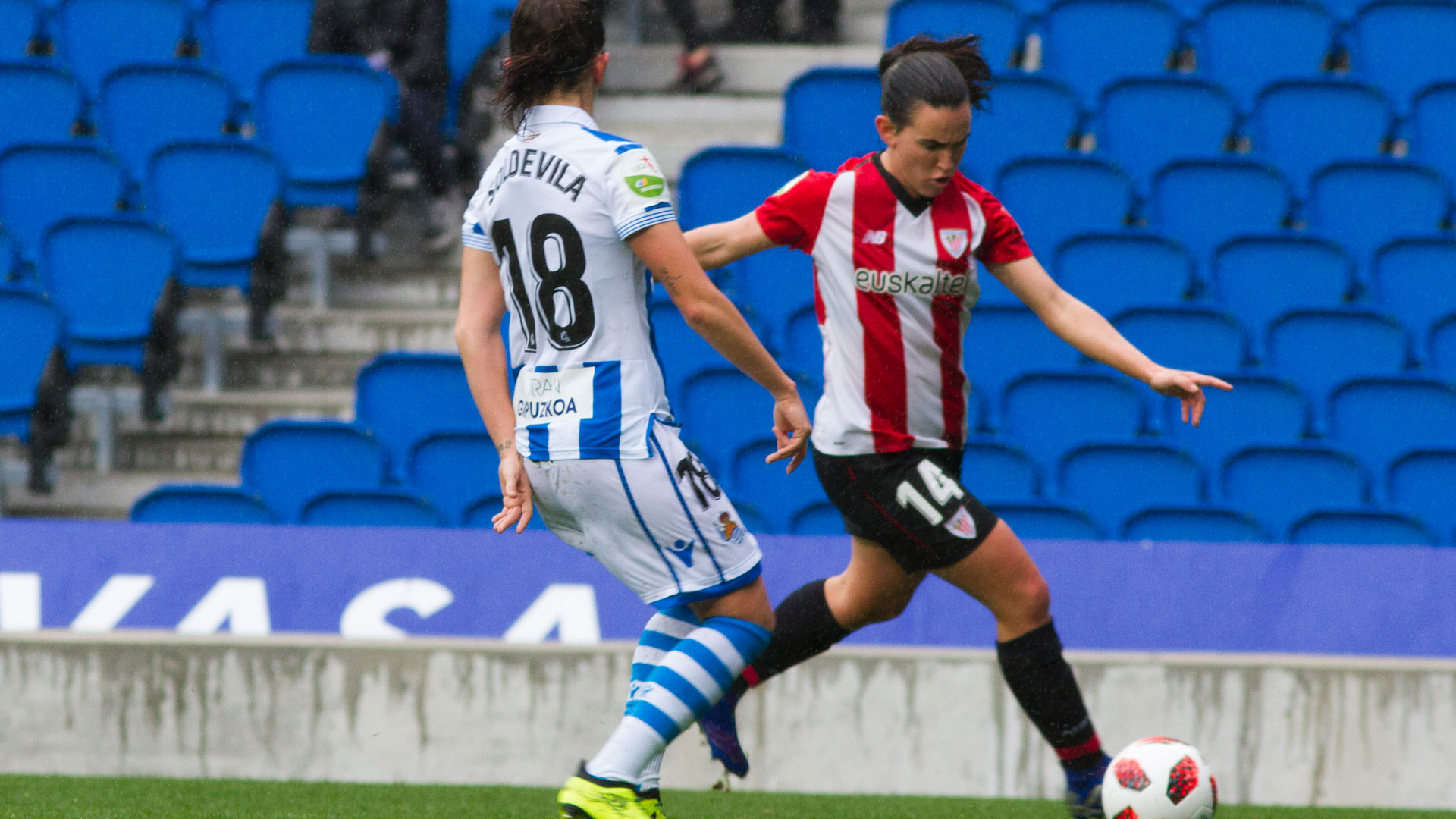 Real Sociedad 2 Athletic Club 2