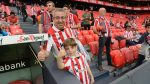 We doubled the tickets to attend the Athletic – Rayo fixture