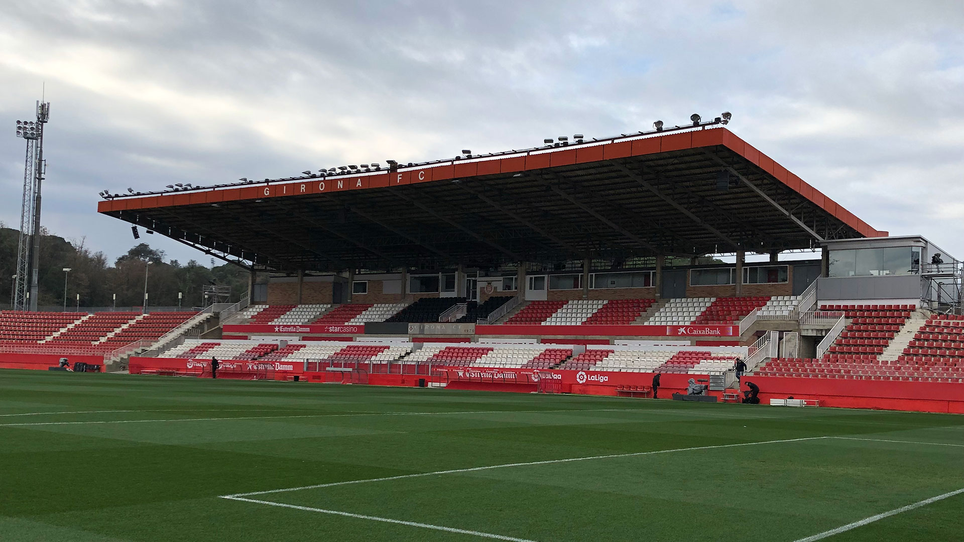 Girona FC-Athletic Club: retirada de entradas