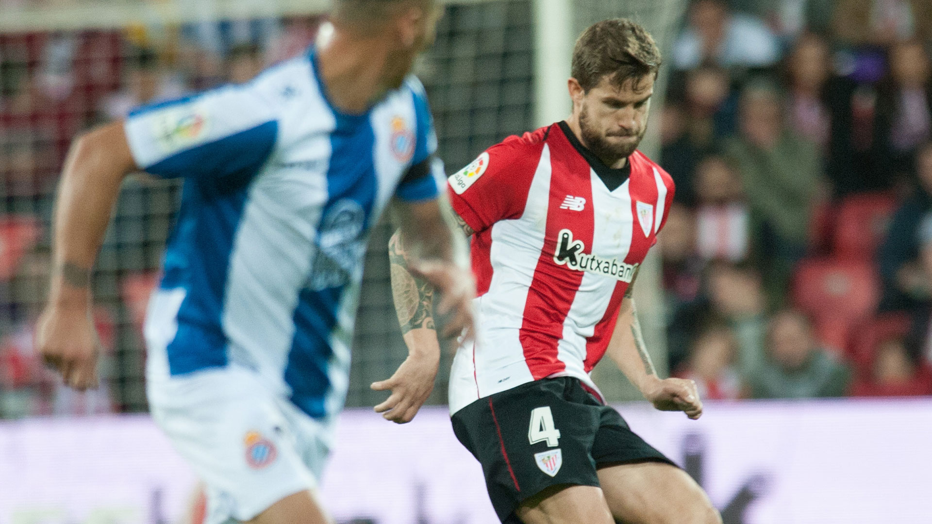 One match penalty for Iñigo Martínez