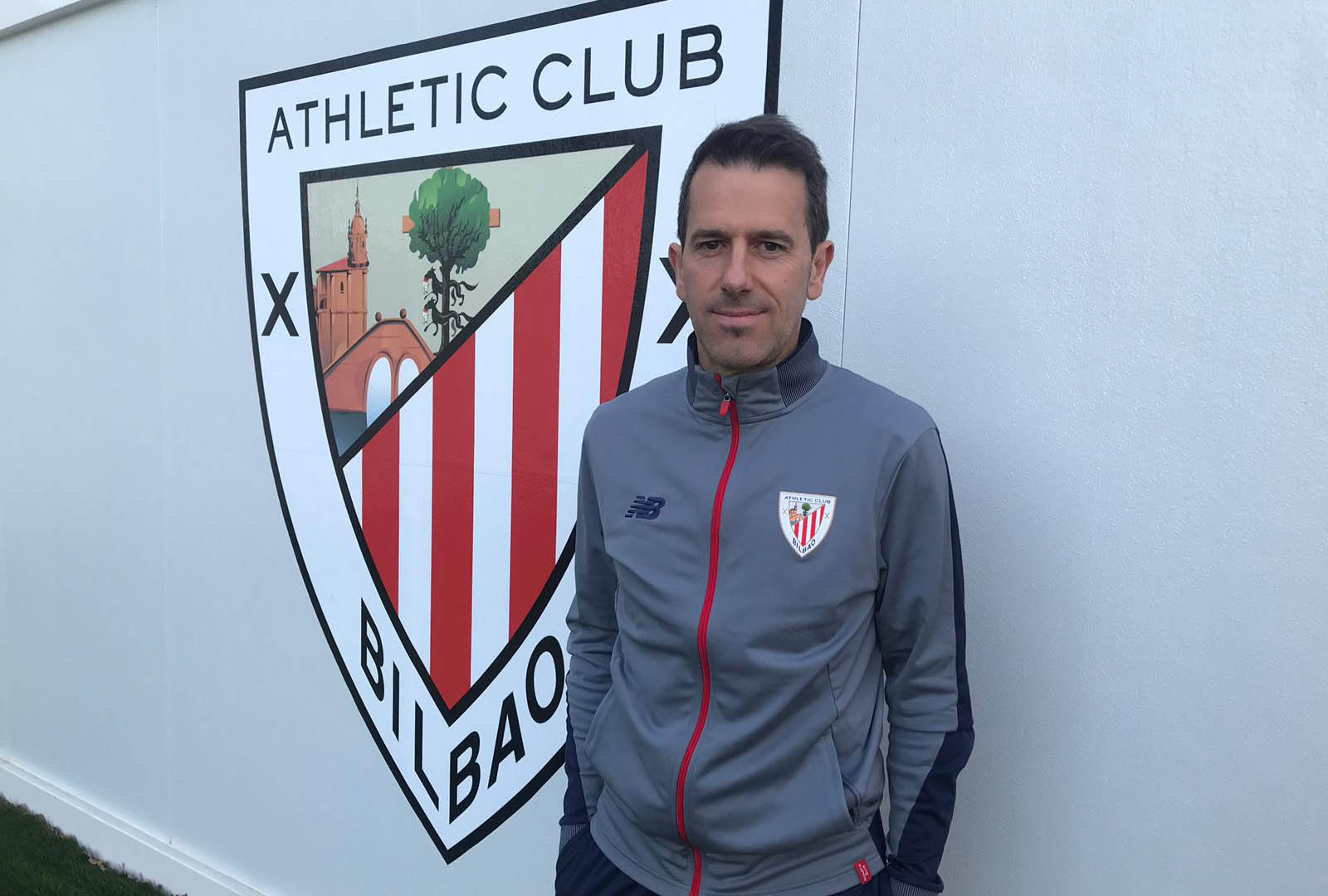 Raúl Loroño takes over from Koldo Asua in Lezama