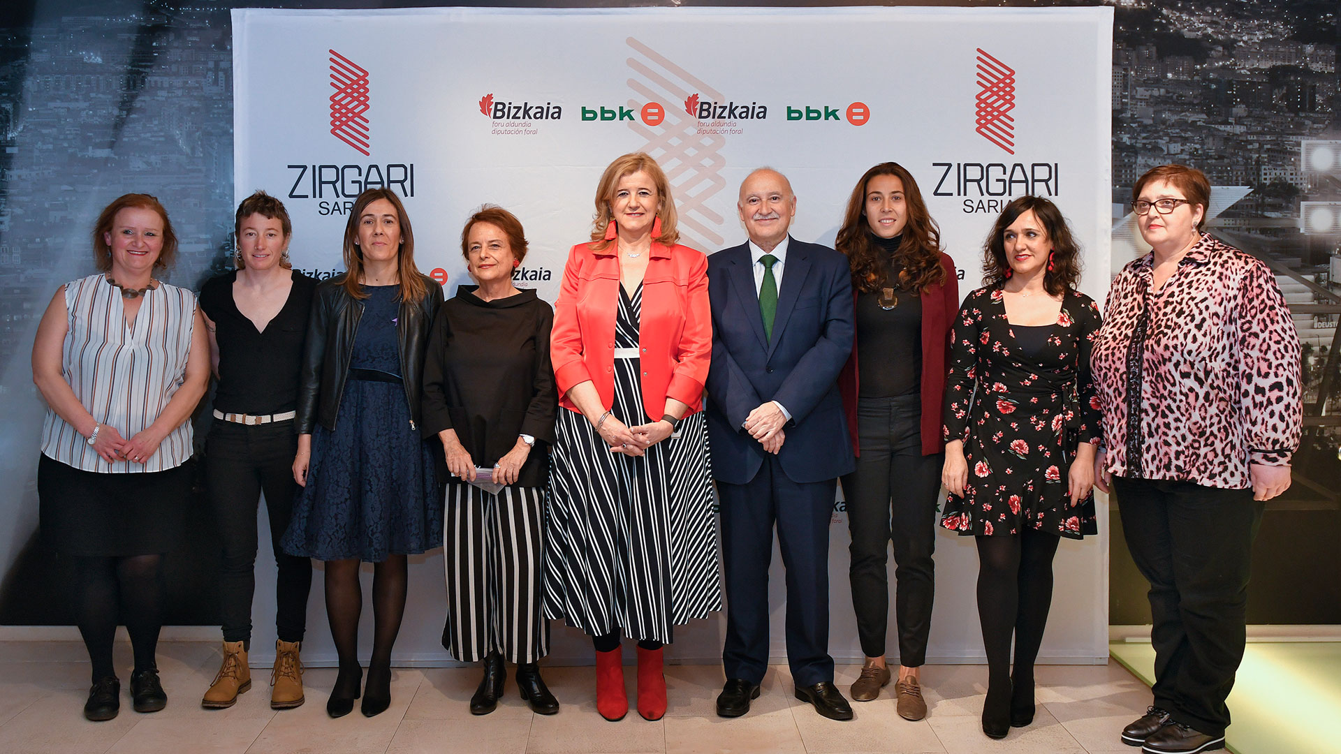 Women's Athletic Club, Zirgari Award 2019