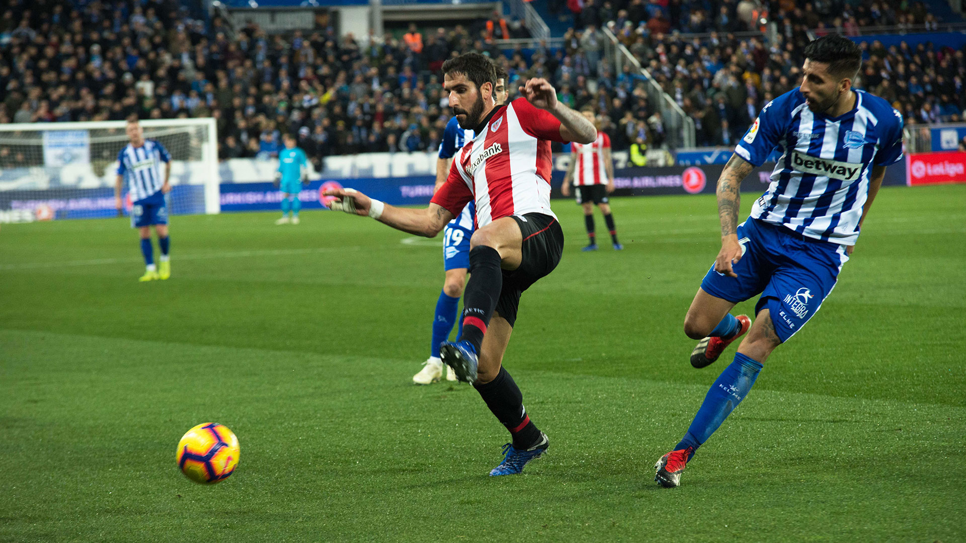 Athletic Club-Deportivo Alavés, cesión de carnés