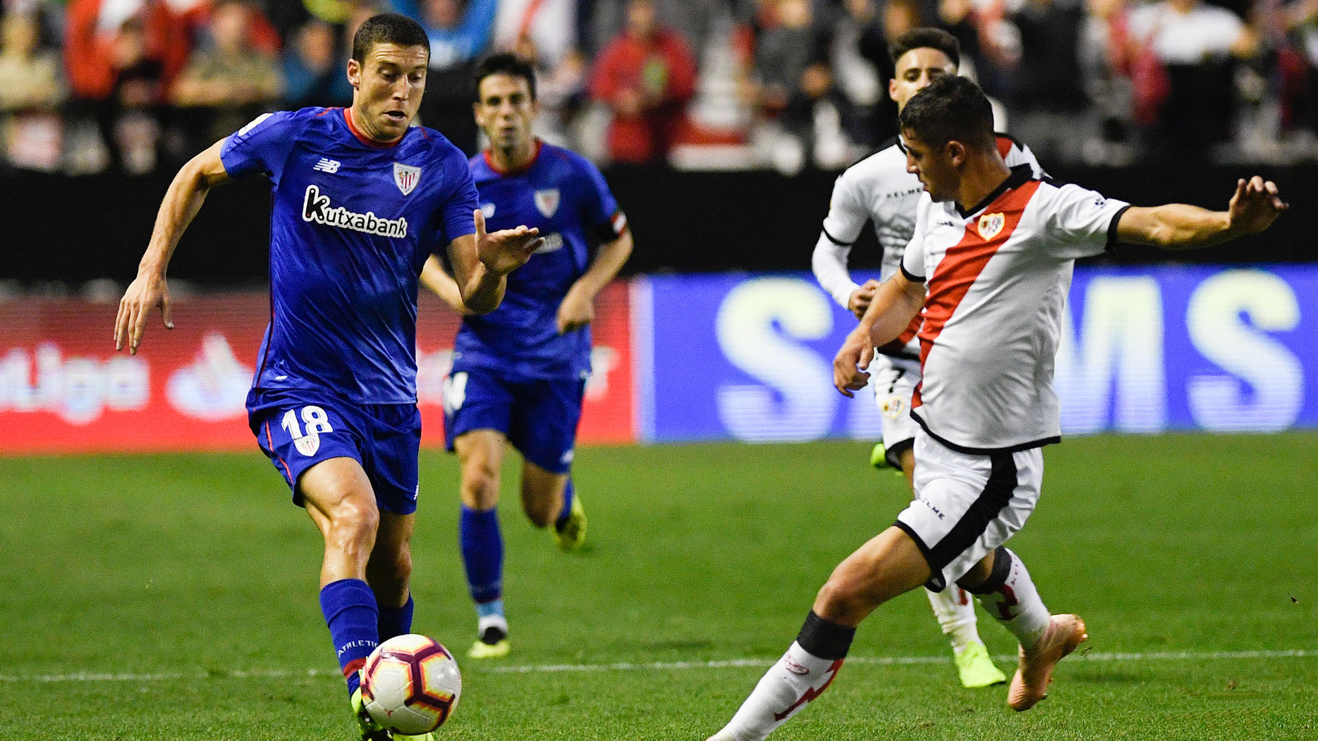 De Marcos turns 30 against his unforgettable Rayo