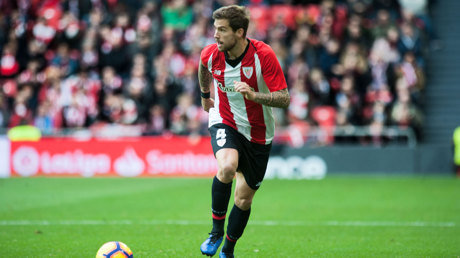 "Iñigo Martínez ""We are the Athletic Club and we have to make the most of it"""