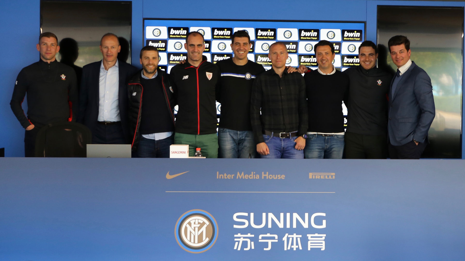 Athletic Club shares youth academy ideas with Inter, Salzburg and Southampton