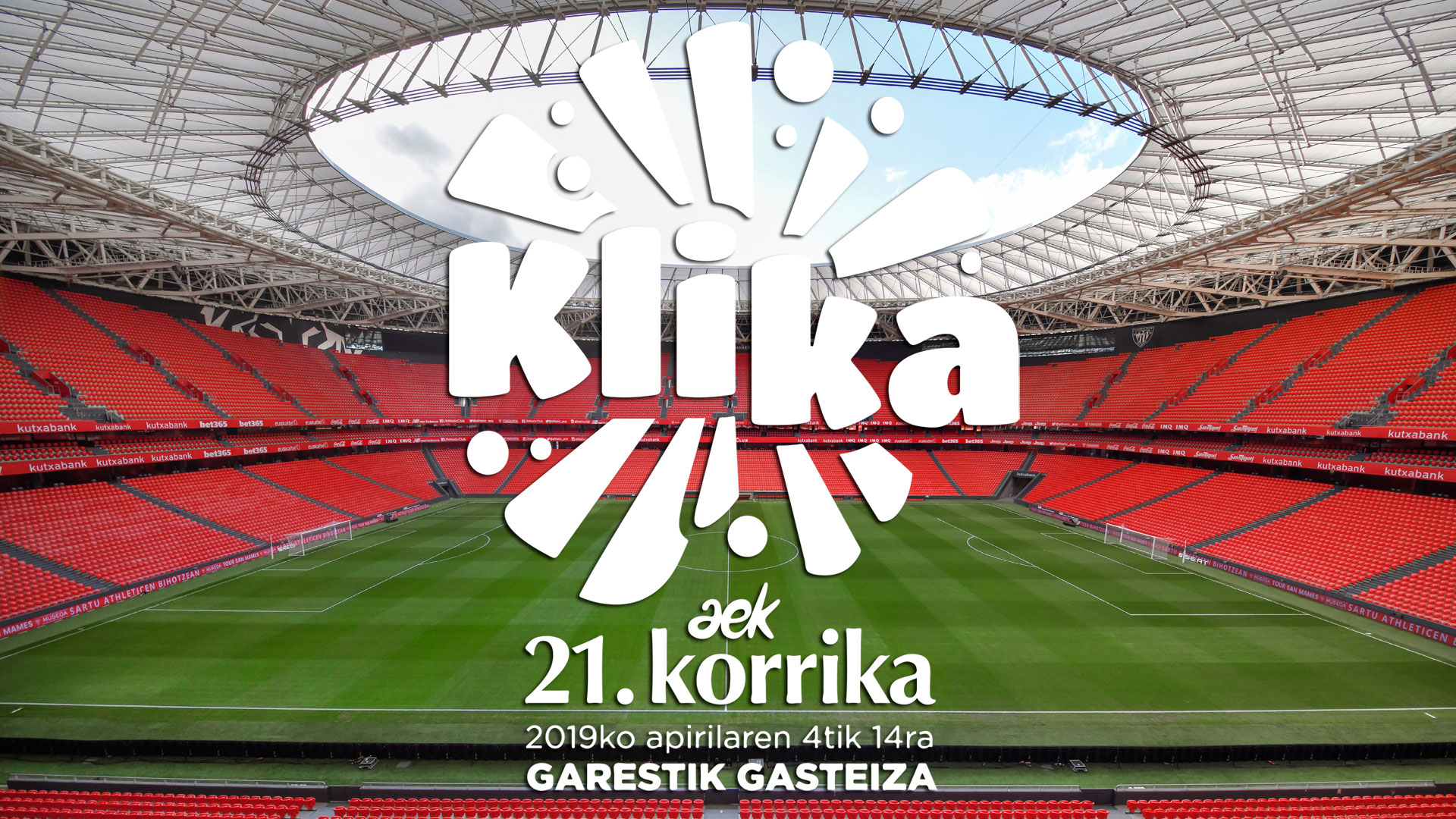 Klika, Athletic Club in the Korrika 2019