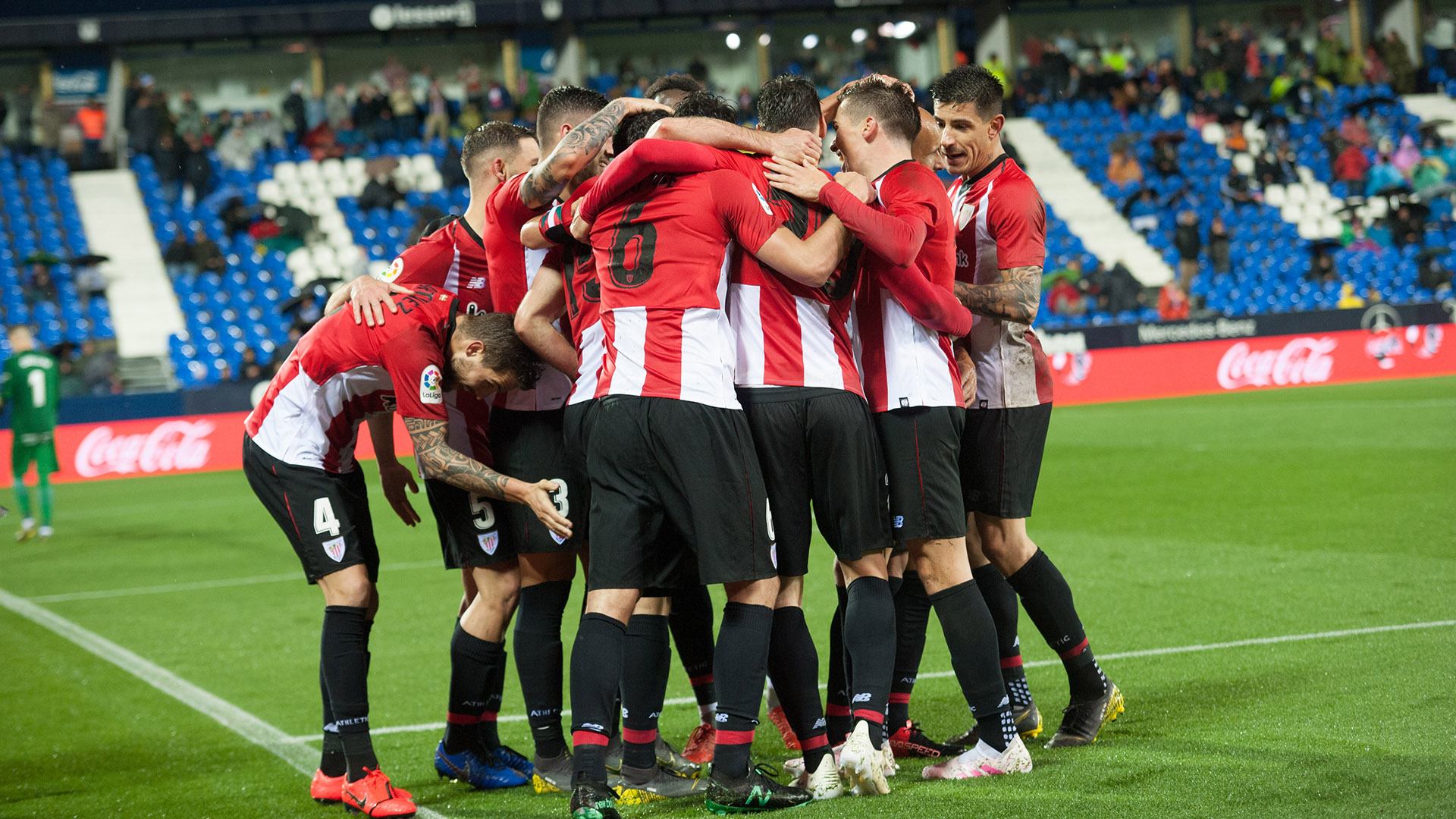 CD Leganés 0 Athletic Club 1
