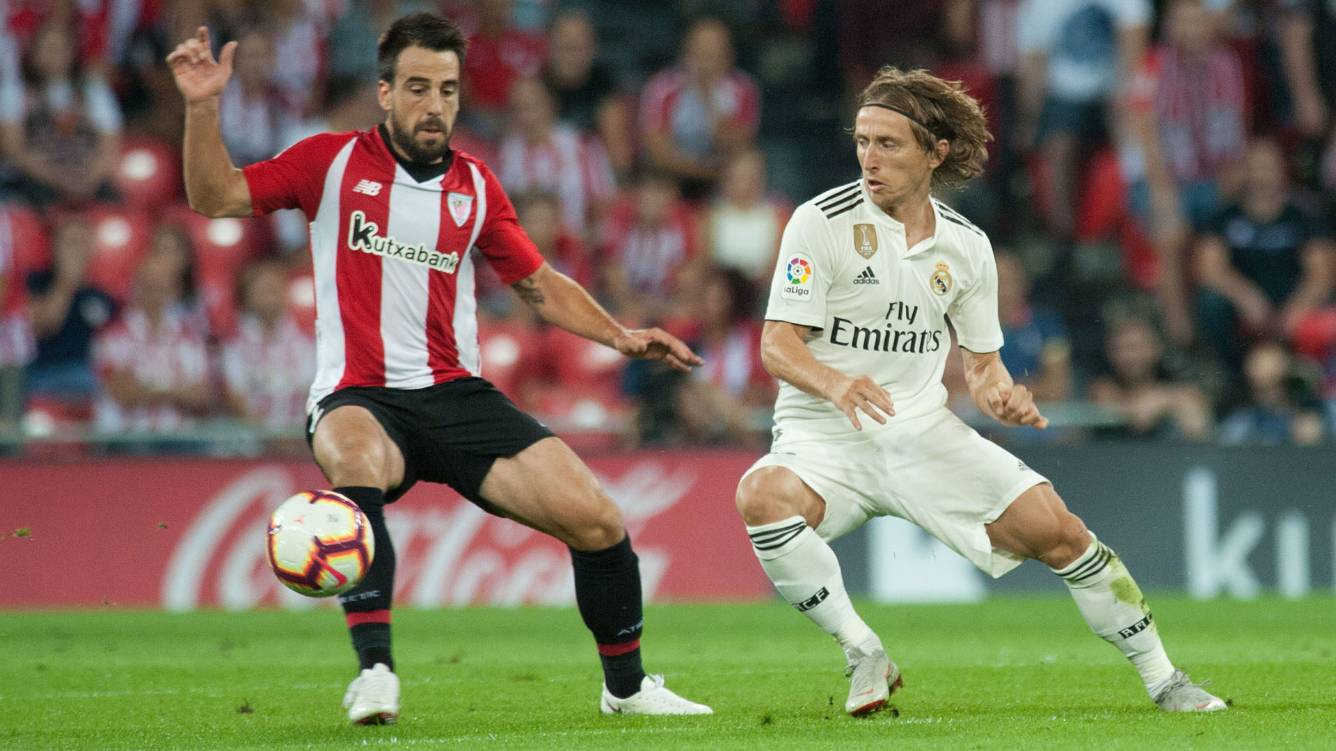 Entradas para el Real Madrid CF – Athletic Club