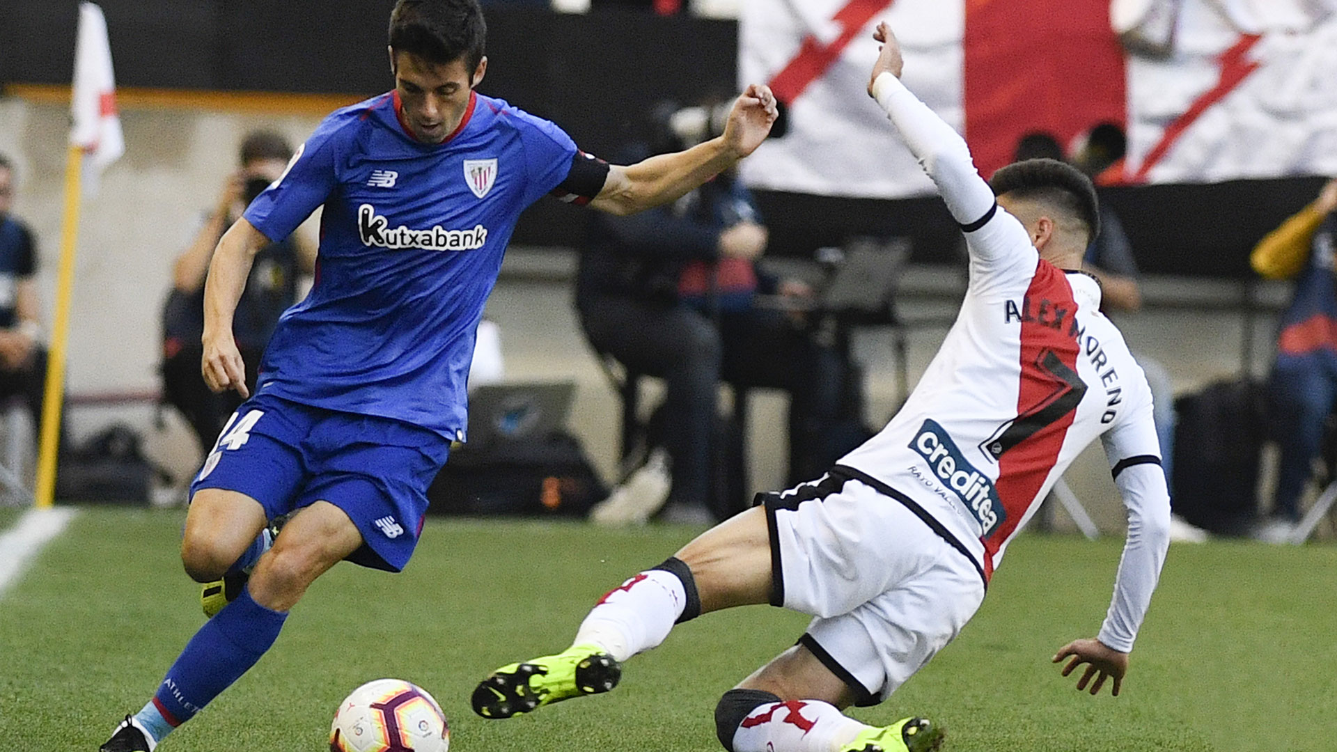 Athletic Club – Rayo Vallecano, txartel lagapena