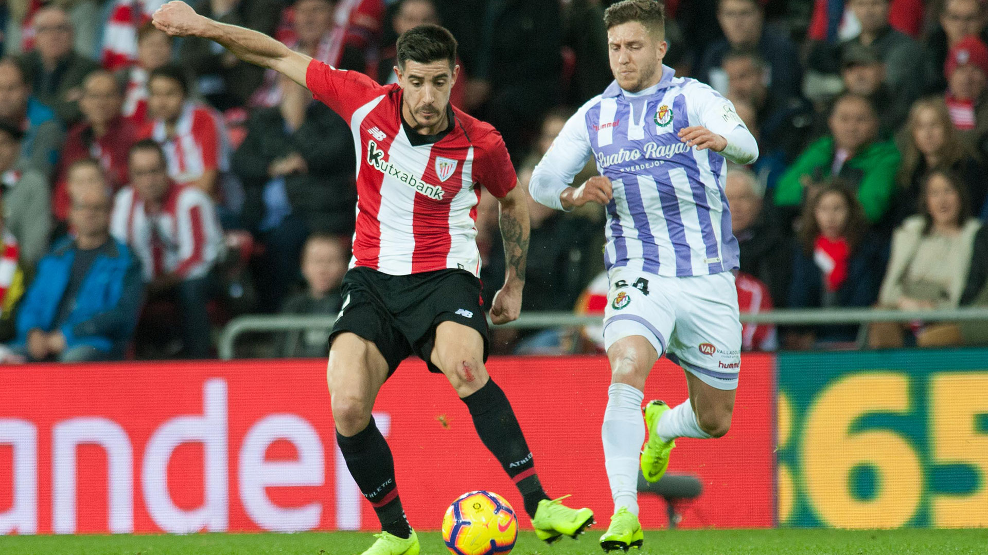 Real Valladolid-Athletic Club: retirada de entradas