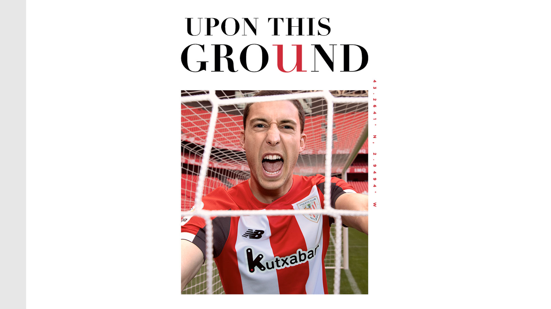 Nuevas camisetas 19/20: Upon This Ground