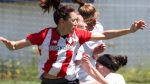 Madrid CFF 2 Athletic Club 0
