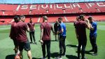 Sevilla FC – Athletic Club, composition des equipes