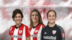 Erika Vázquez, Andrea Sierra and Andere Leguina renew with Athletic Club