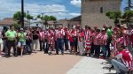 The Peña de Barbolla pays tribute to our women's team