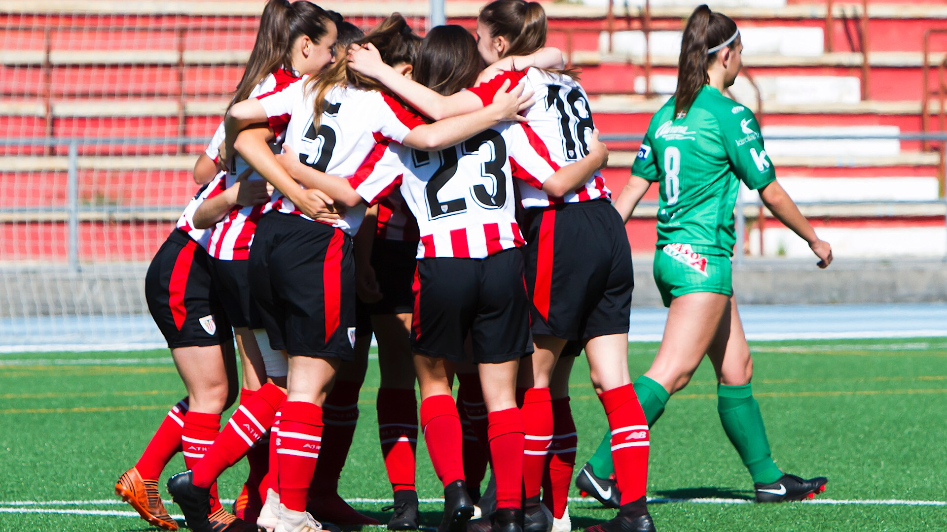 El Athletic Club B, campeón de la Copa Vasca Femenina