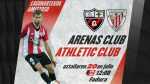 Athletic will open the friendly matches against Arenas in Fadura