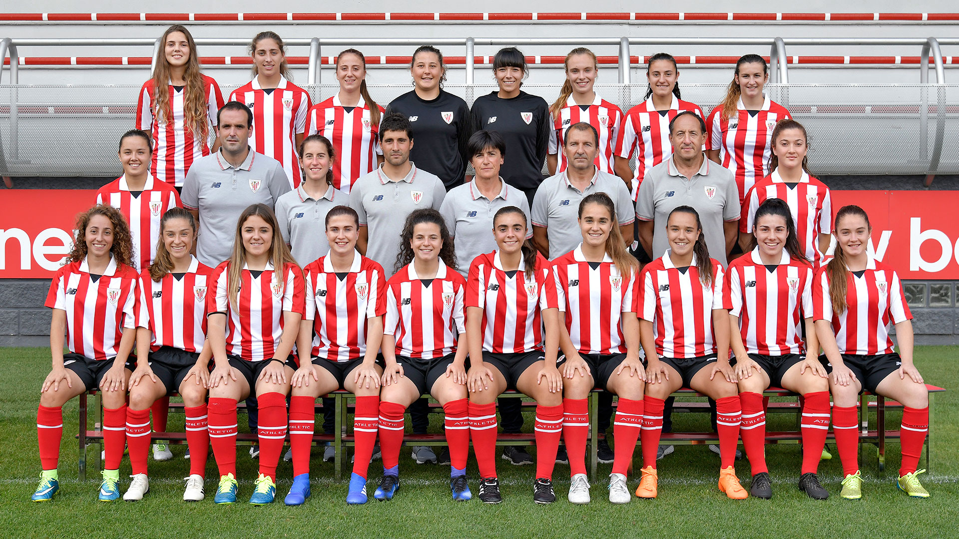 The three players of the Ladies B team will not continue the following season in Athletic Club