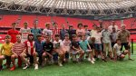 Club welcome event for new youngsters