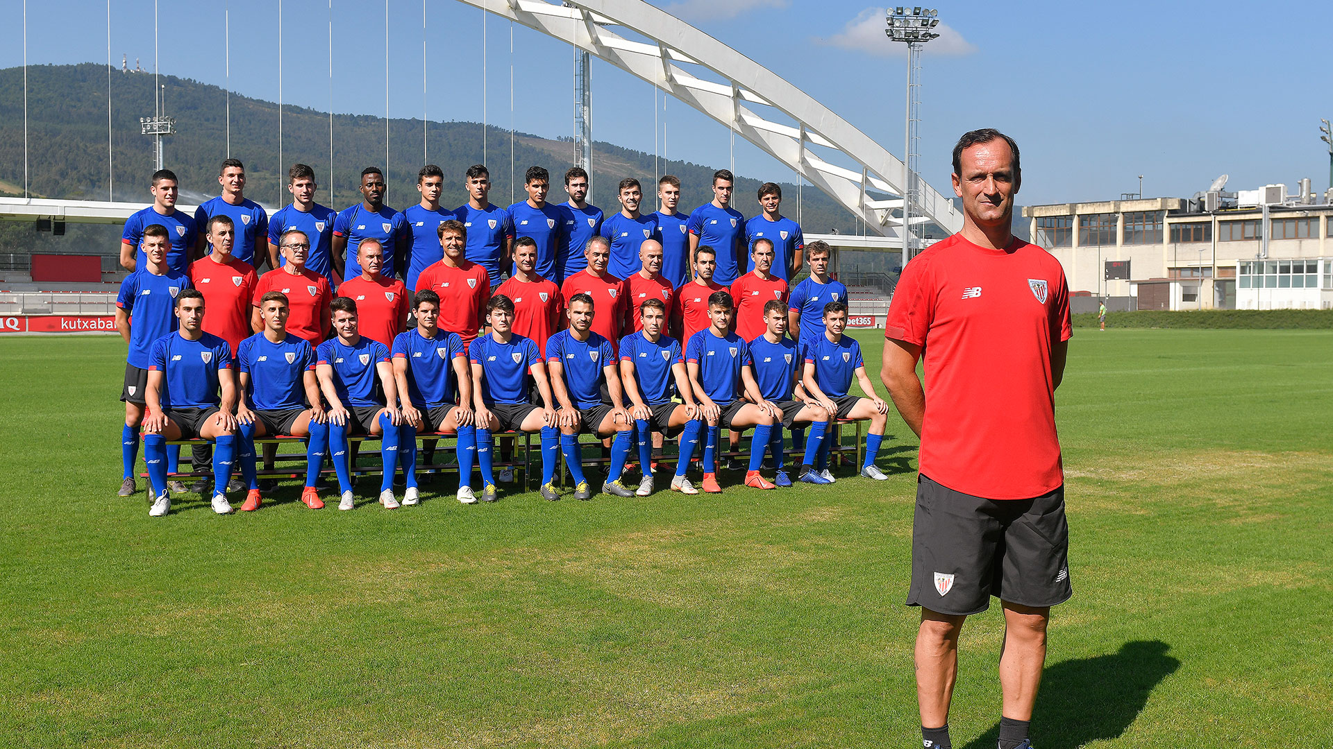 "JOSEBA ETXEBERRIA: ""We have players to make a great season"""
