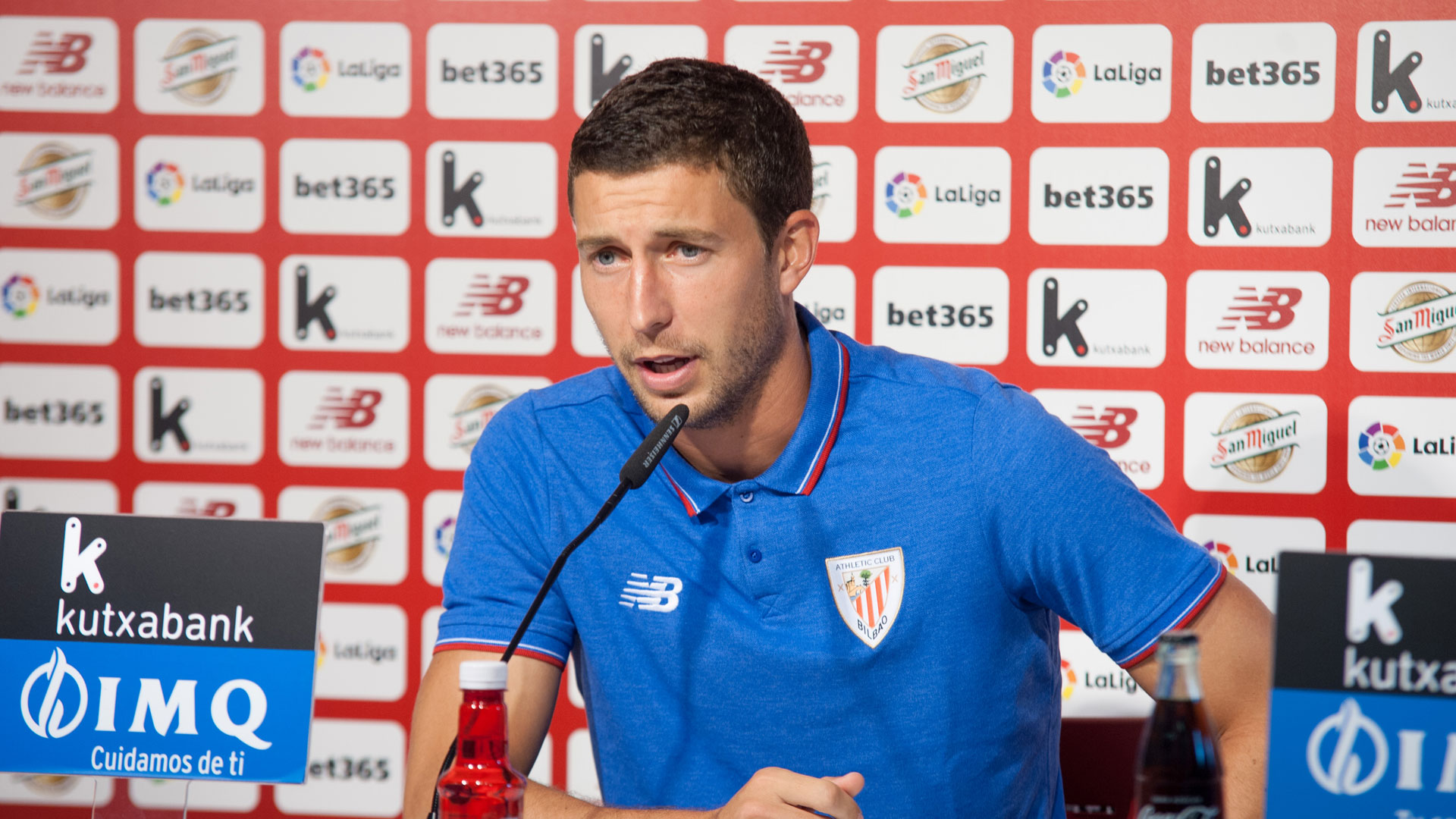 "Óscar de Marcos: ""It's a luxury to be here for ten seasons"""