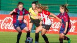 Ladies' friendly match against Soyaux Fem