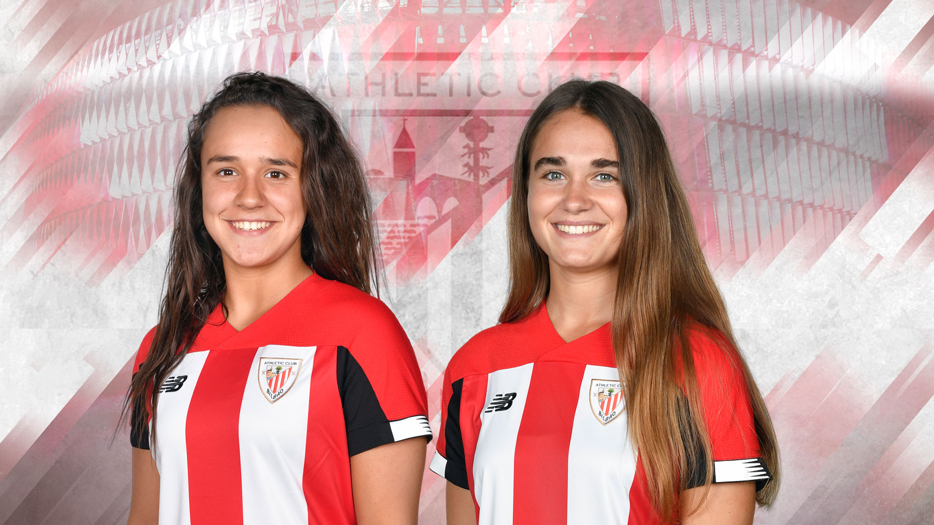 Nevado and Uriarte on the way to the U-19 European Championship