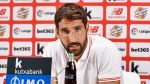 "RAÚL GARCÍA: ""My commitment to the Club is total"""