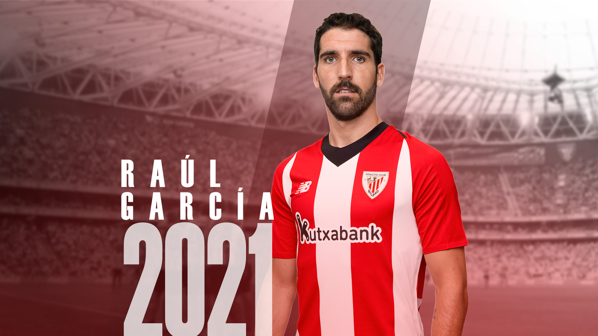 Extension of Raúl García's contract