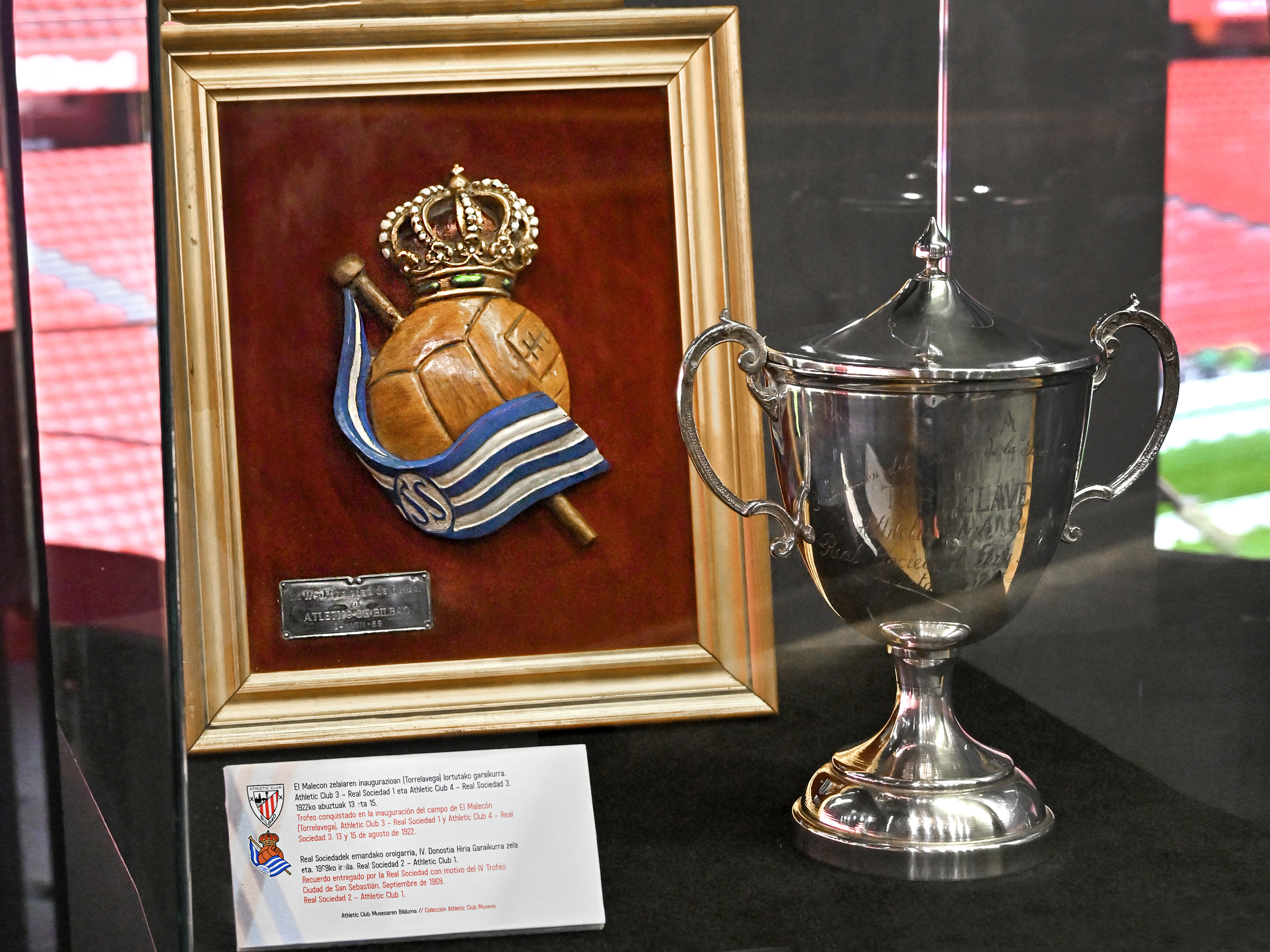 From the Museum to the Main Box: Real Sociedad