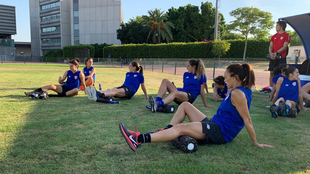 L'Athletic Club Féminin vise le titre du Carranza