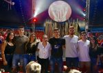 Athletic Club visits Italian circus